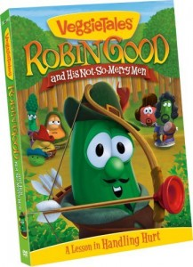 Robin Good and His Not-So-Merry Men DVD