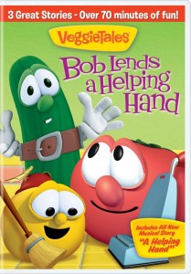 Bob Lends a Helping Hand (DVD)