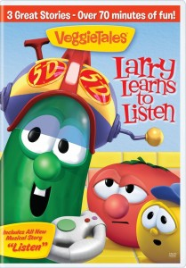 Larry Learns to Listen (DVD)