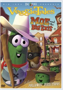 Moe and the Big Exit (DVD)