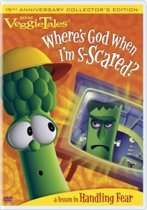 Where's God When I'm Scared? (DVD)