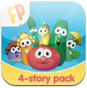Step-by-Story: The VeggieTales Collection (App)